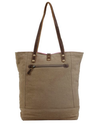 Myra Polychromatic Tote Bag