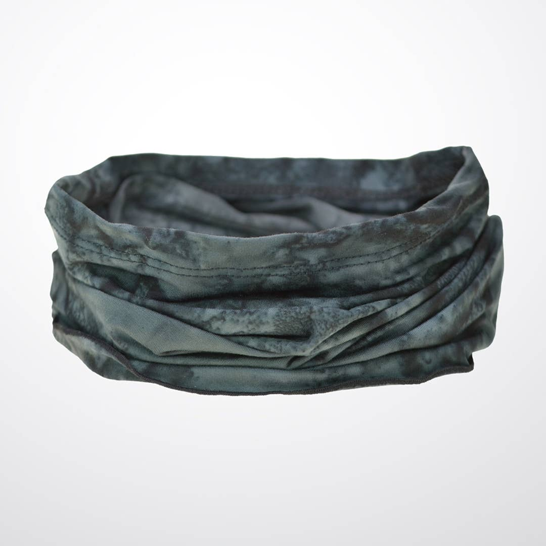 Wrapsody Headband - Black Onyx Marble
