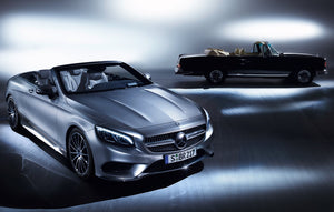 Mercedes-Benz: The Grand Cabrios & Coupés