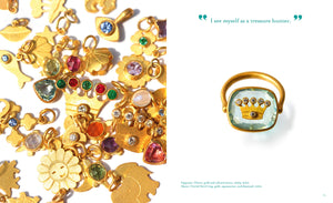 Marie-Helene de Taillac Gold and Gems
