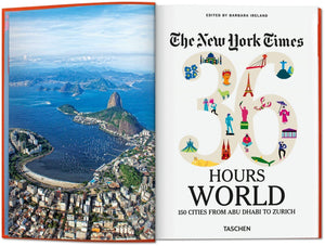 36 Hours World: 150 Cities From Abu Dhabi To Zurich - The New York Times