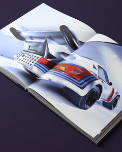 teNeues The Porsche Book - Extended Edition Hardcover Book (Versão Large)
