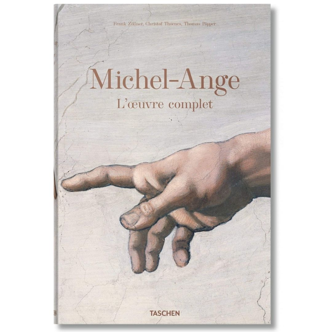 Michel-Ange, L'oeuvre complet - Michelangelo, The Complete Work