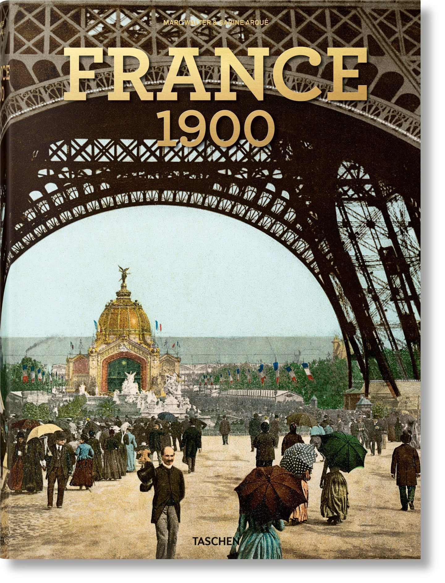France around 1900. A Portrait in Color - (XXL)