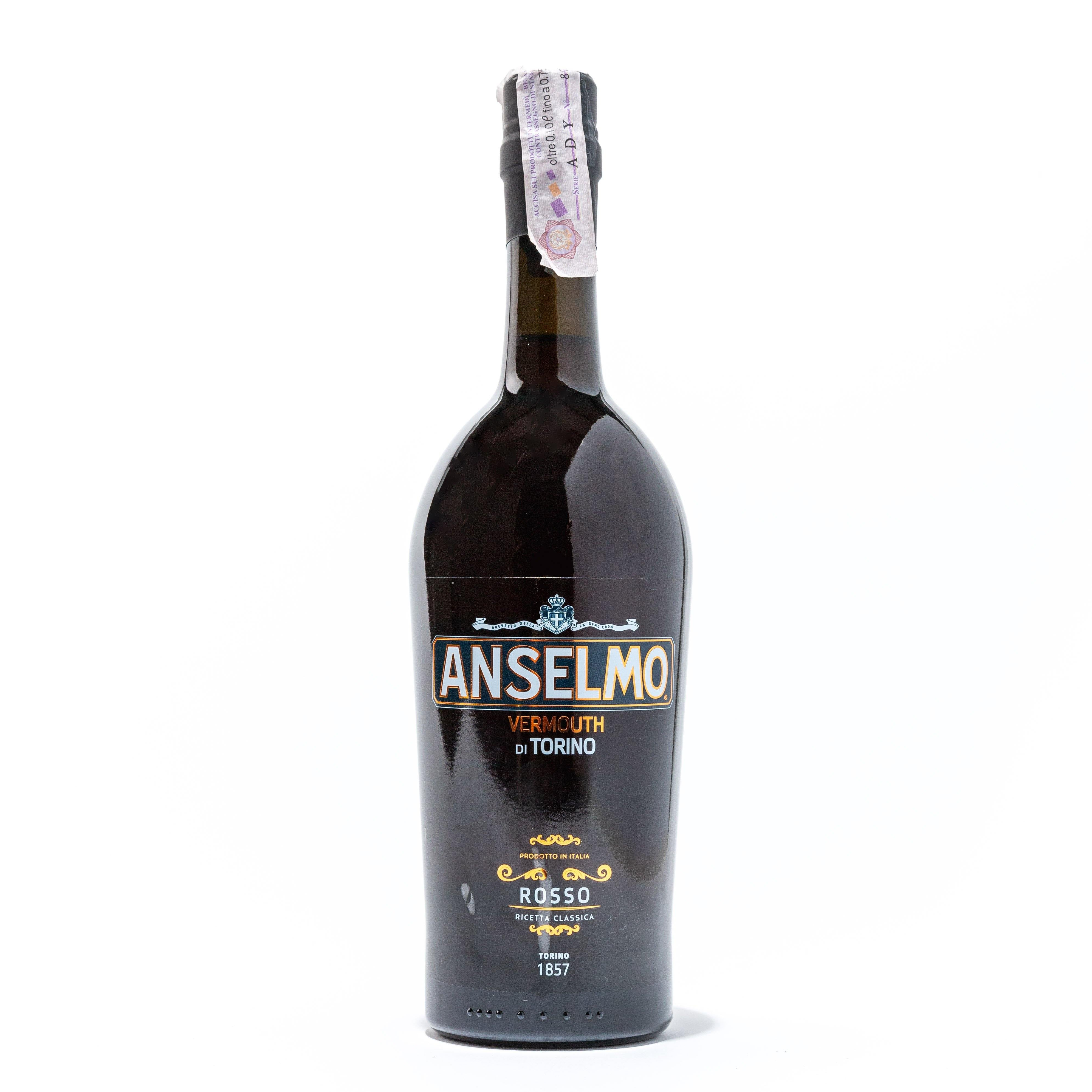 Vermouth Anselmo Rosso X6 - Affini