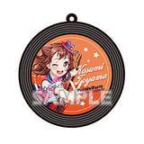 Bang Dream - Record Rubber Keychain - Kasumi