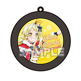 Bang Dream - Record Rubber Keychain - Kokoro