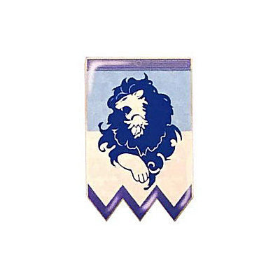 Fire Emblem Three Houses - Metal Pin - Blue Lion