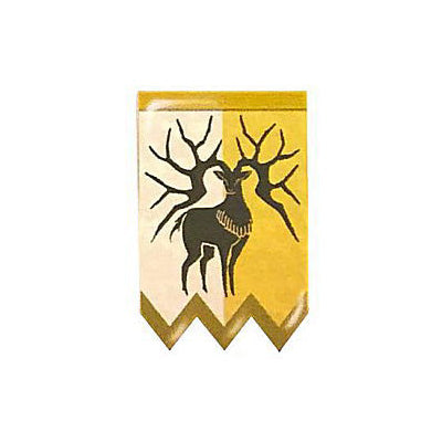 Fire Emblem Three Houses - Metal Pin - Golden Deer