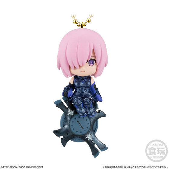 Fate Grand Order - Figure Keychain - Mash Kyrielight
