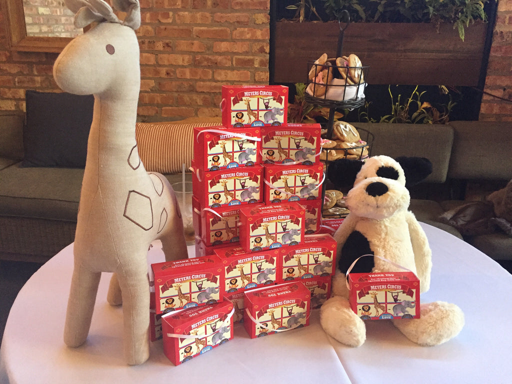 Animal Cracker Boxes - Single Cute Animals