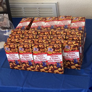 Cracker Jack Boxes, Baseball Birthday Party Favors Baseball Party Graduation Baseball Wedding Bat Mitzvah Favor Crackerjacks