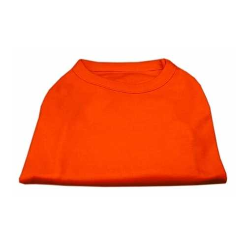 Plain Shirts Orange Sm (10) - Sports Butler