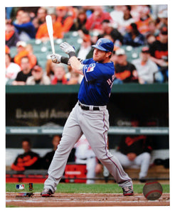 Unsigned Josh Hamilton 8X10 Unframed - Sports Butler