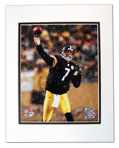 ROETHLISBERGER  8x10 Unsigned - Sports Butler