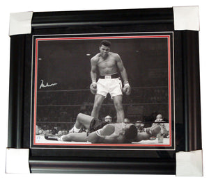 Muhammad Ali Liston Knockout S - Sports Butler