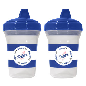 Los Angeles Dodgers Sippy Cup 2 Pack - Sports Butler