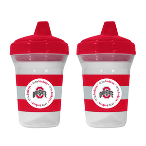 Sippy Cup 2-Pack - Ohio State - Sports Butler