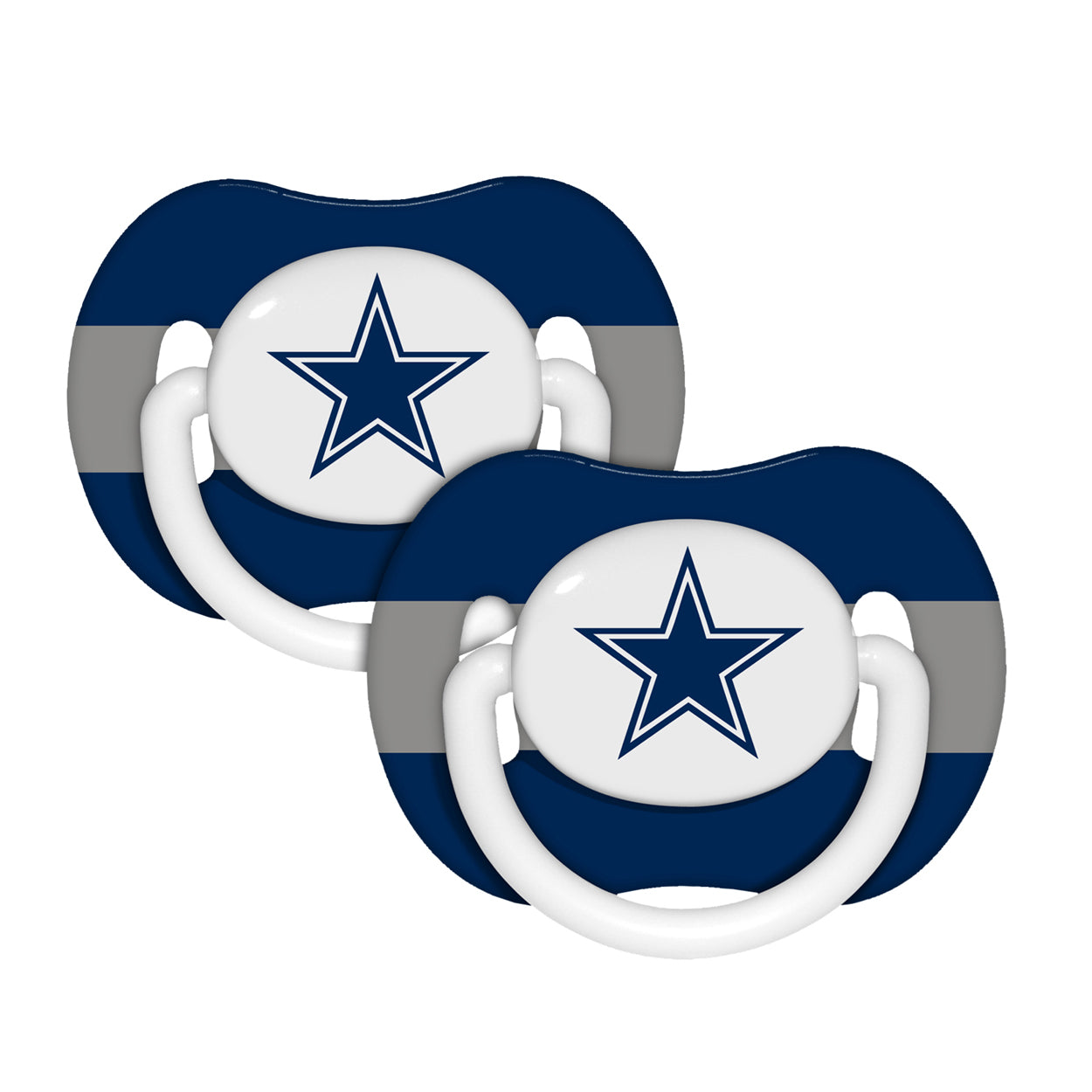 Dallas Cowboys Pacifier 2 Pack - Sports Butler