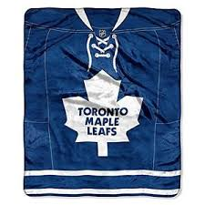 Raschel 50X60 NHL Toronto Maple Leafs - Sports Butler