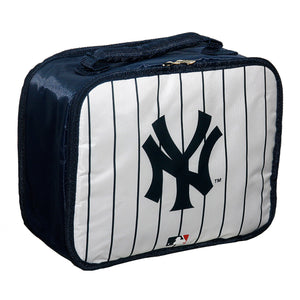 York Yankees Lunchbreak Lunchbox White - Sports Butler