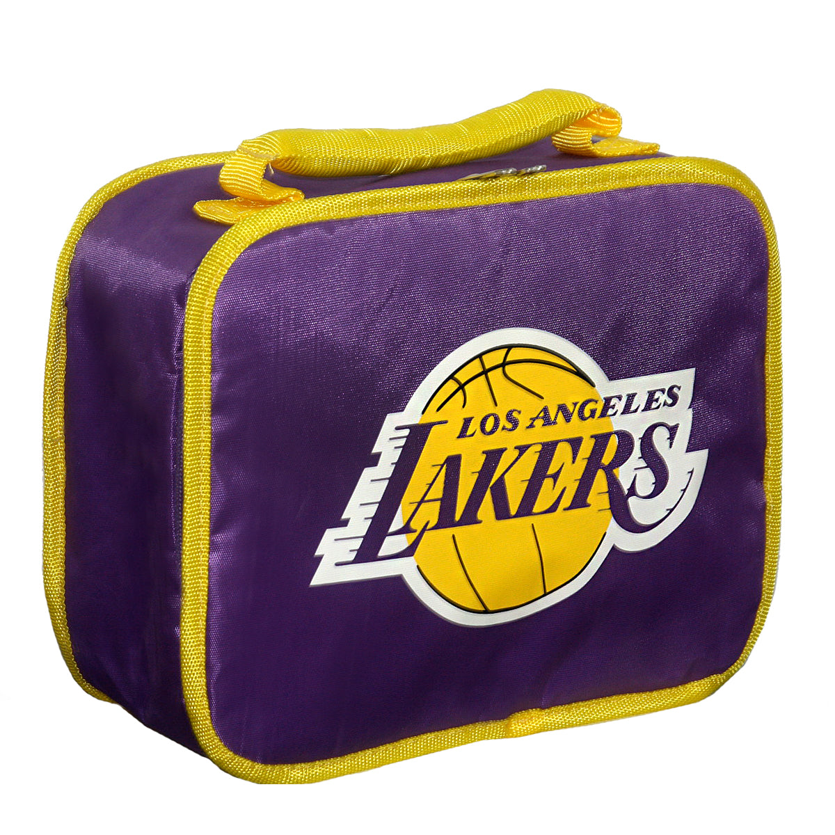 Lunch Break Cooler NBA Yellow - Los Angeles Lakers - Sports Butler