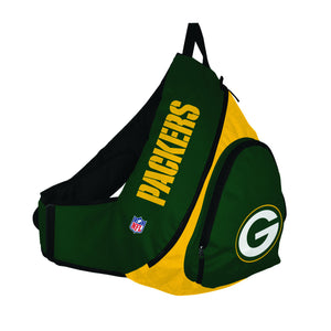 Slingback Backback NFL Green - Green Bay Packers - Sports Butler