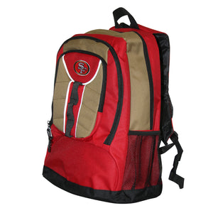 Colossus Backpack NFL Red - San Francisco 49ers - Sports Butler