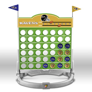 Connect 4 - Baltimore Ravens - Sports Butler