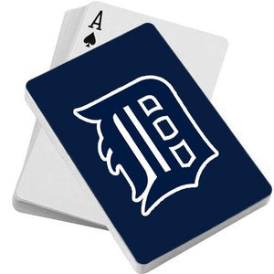 MLB Detroit Tigers Deck of Playing Cards - Sports Butler
