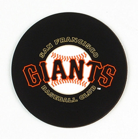 Coasters Set of 4- San Francisco Giants - Sports Butler