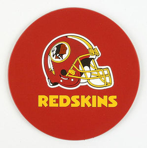 Coasters Set of 4 - Washington Redskins - Sports Butler