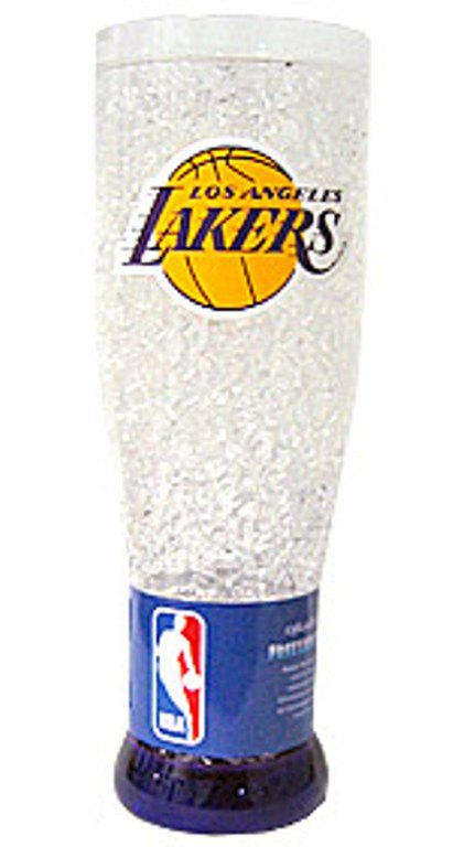 Duckhouse NBA Los Angeles Lakers Crystal Pilsner - Sports Butler