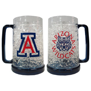 Duckhouse NCAA Arizona Wildcats Crystal Freezer Mug - Sports Butler