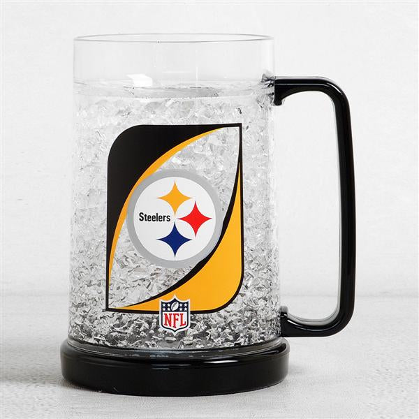 Duckhouse NFL Pittsburgh Steelers 36-Ounce Monster Freezer Mug - Sports Butler