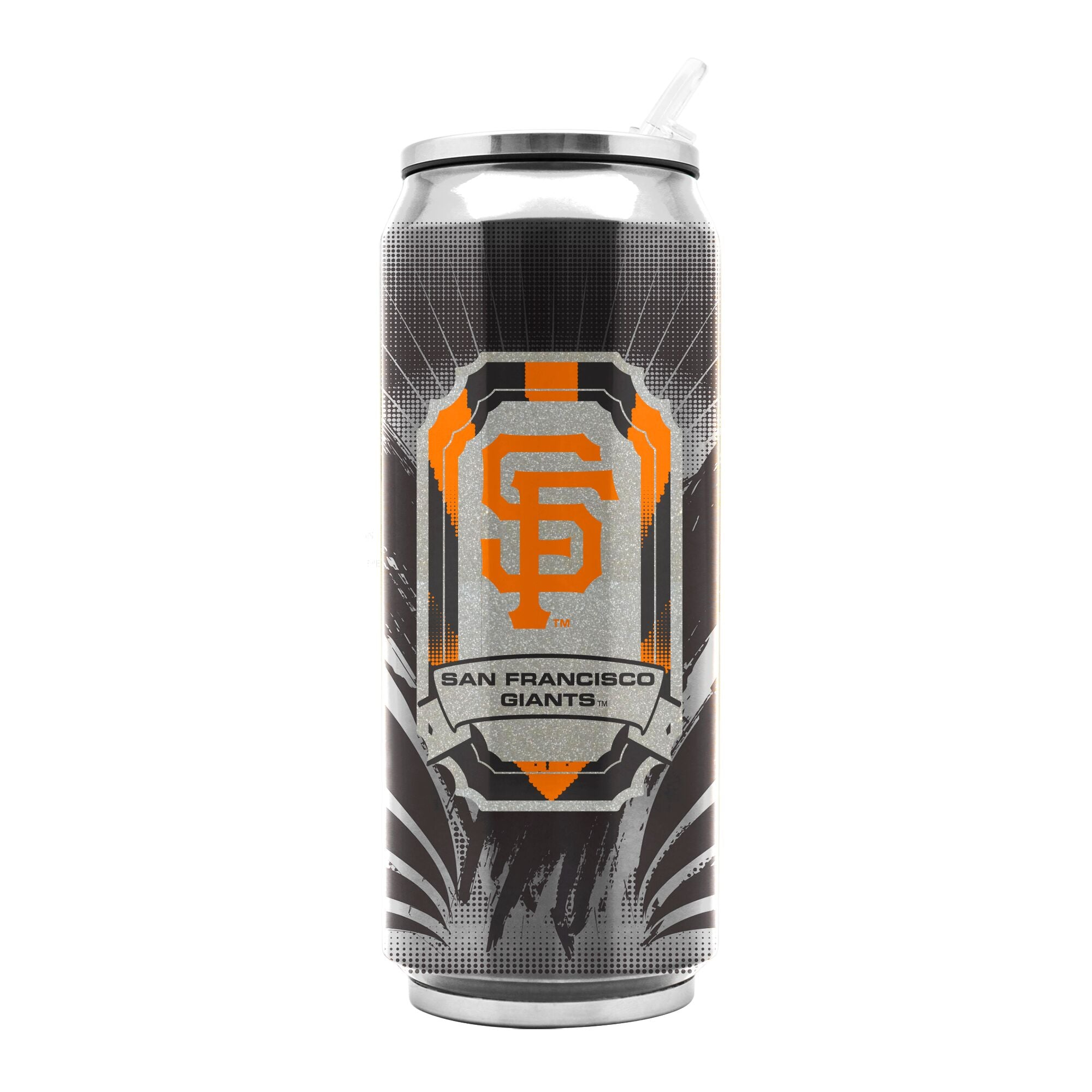 Duckhouse MLB San Francisco Giants Stainless Steel 16.9-Ounce Thermocan - Sports Butler