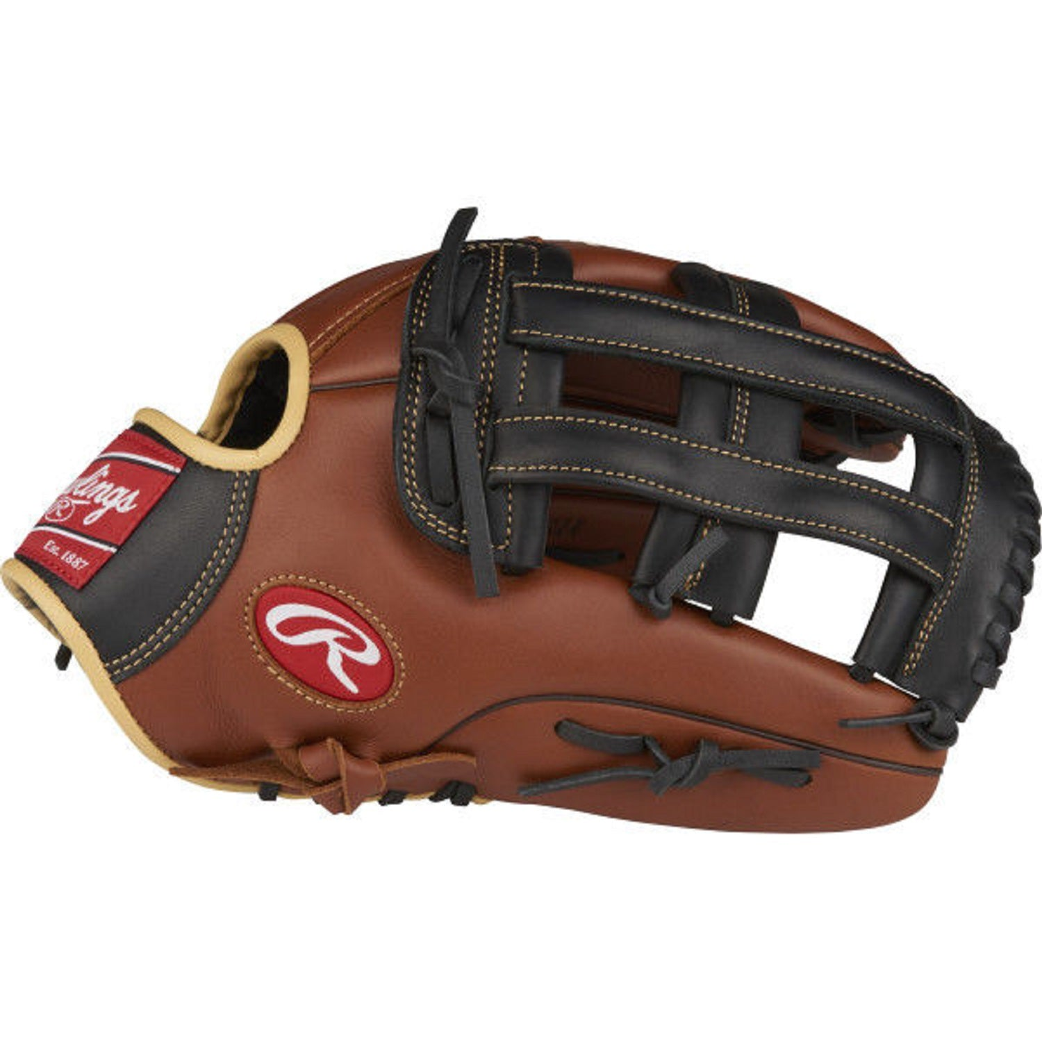 Rawlings Sandlot Series 12.75 in. Outfield Glove - Right - Sports Butler