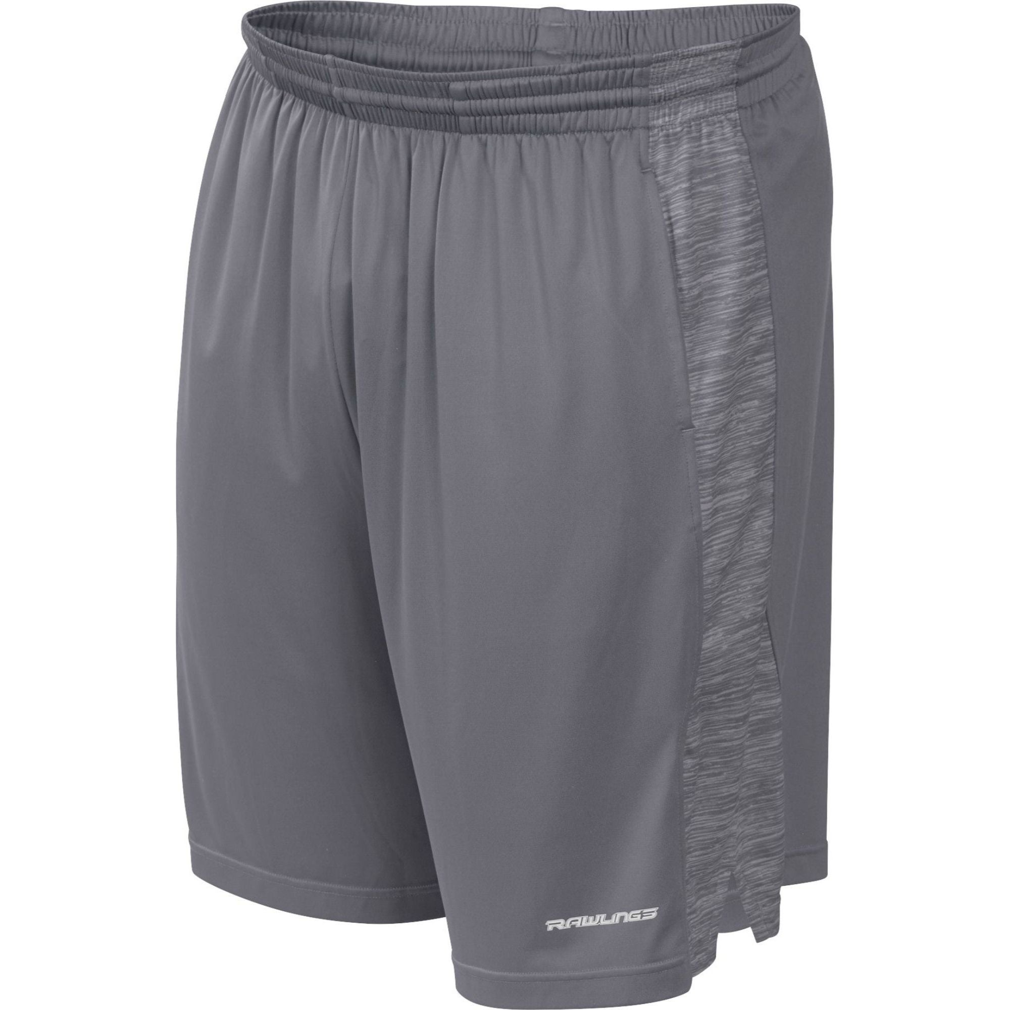 Rawlings Youth Launch Short Gray Small - Sports Butler