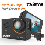 ThiEYE T5 Pro Ultra HD 4K 60fps Touch Screen WiFi Action Camera - Sports Butler