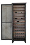 Tuscany Tall Wine Locker 120 Bottles