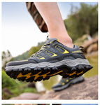 Men's Outdoor Hiking Shoes Summer Breathable
