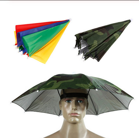 Fishing Cap Outdoor Sport Umbrella Hat Hiking Camping