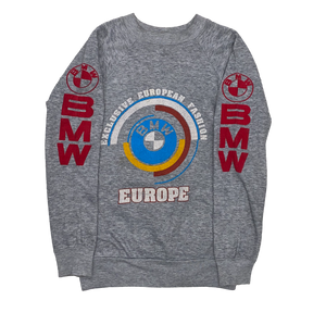 BMW Exclusive European Fashion Show Crew Neck
