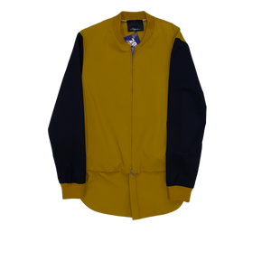 Phillip Leine Mustard Jacket with detachable Extension