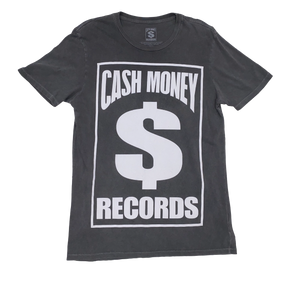 Cash Money Records T-Shirt (Grey)