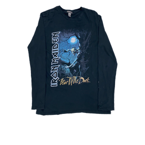 Iron Maiden: Fear of the Dark Long Sleeve T-Shirt