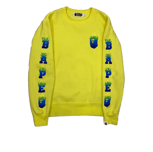 A Bathing Ape Crew Neck