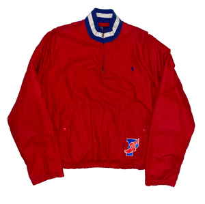 POLO Jacket (red)