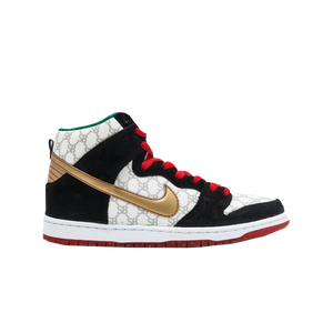 "Nike Sb Dunk High Black Sheep ""Paid In Full"""