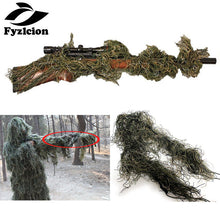 Load image into Gallery viewer, 1.2m Ghillie Camo Gun/bow Wrap (3 colours available)